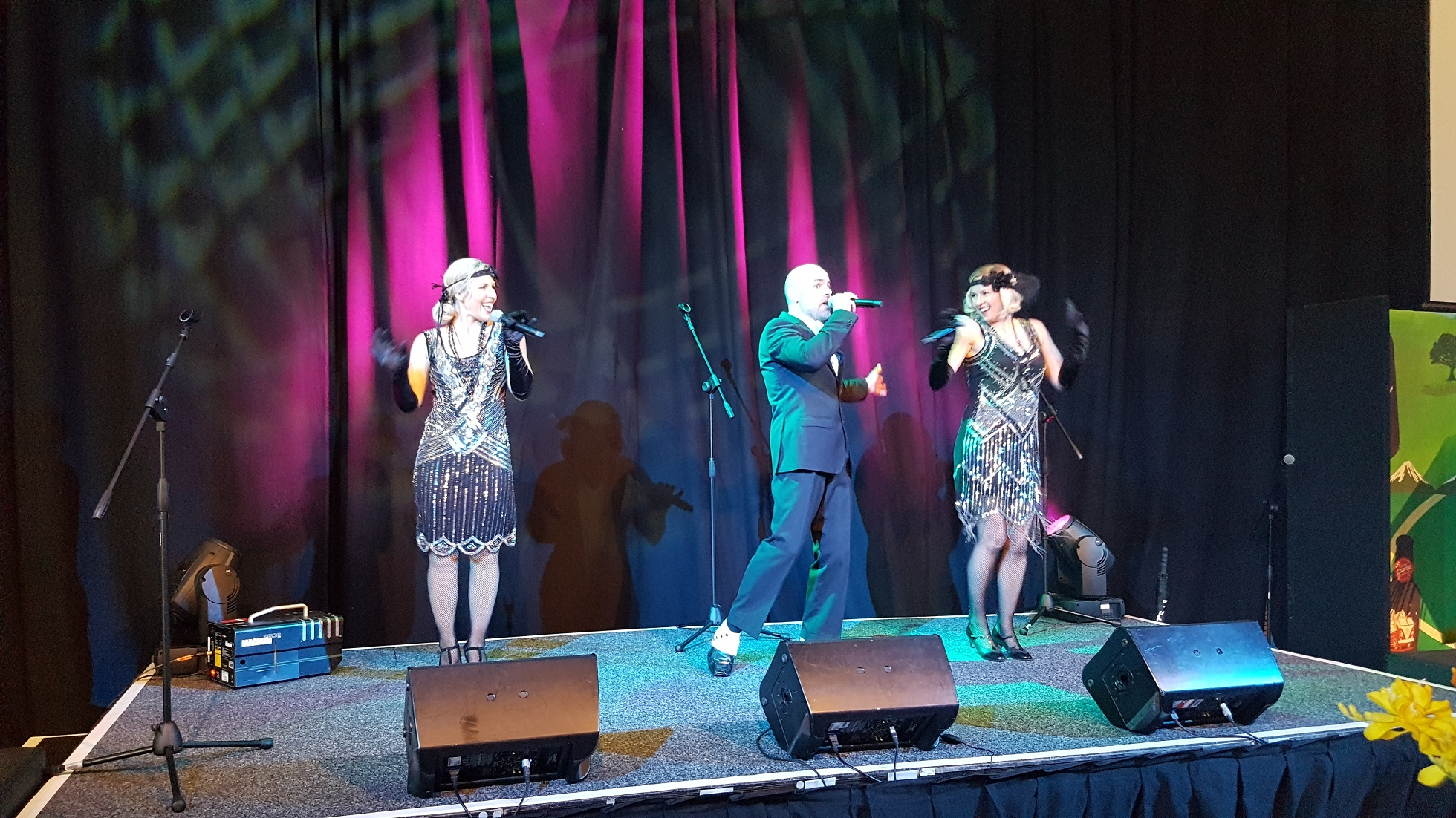 Business Events Waikato Showcase Entertainment | Platinum Transfers & Tours Hamilton NZ