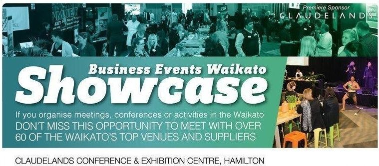 Business Events Waikato Showcase Claudelands 2017