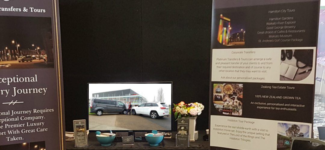Business Events Waikato Showcase